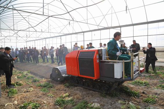 2016年安徽省现代物理农业装备创新暨应用论坛在蚌埠召开